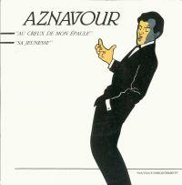 Cover Charles Aznavour - Au creux de mon épaule [1989]
